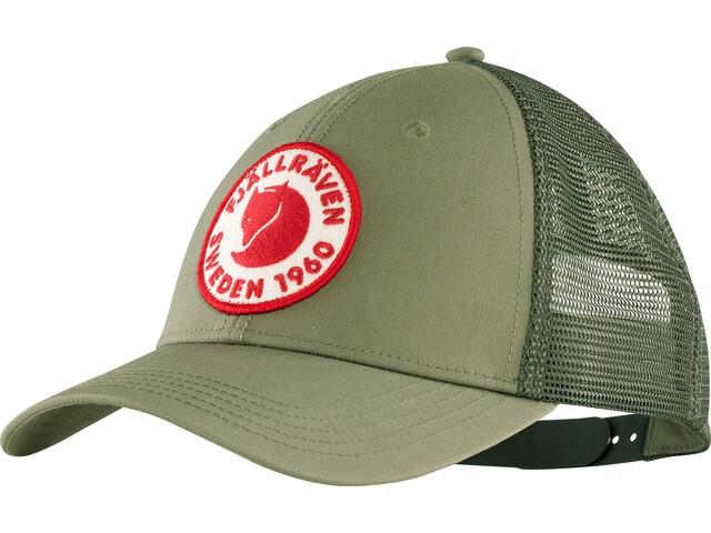 Fjällräven 1960 Logo Cappello, verde